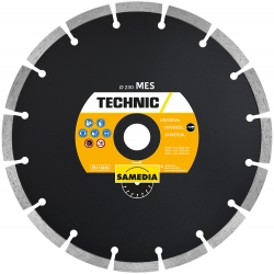 Diamat. kotúč Technic MES 115